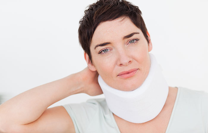 Neck Collar - How To Relieve Neck Pain