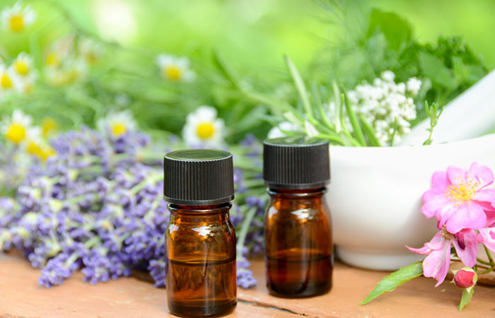 Essential Oils - How To Relieve Neck Pain