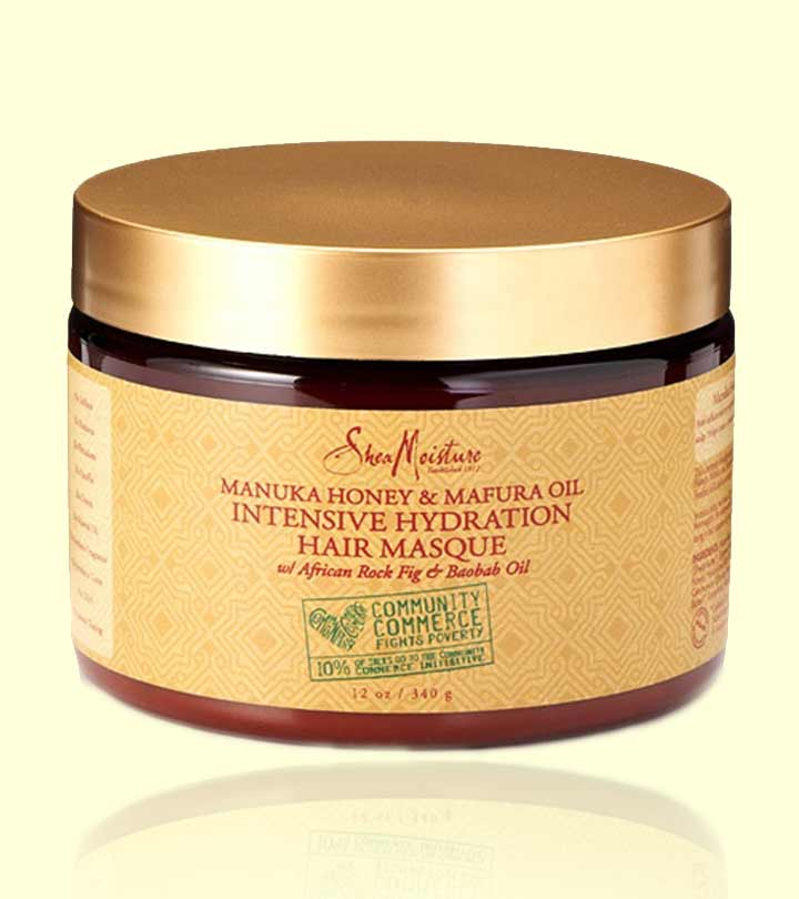 best hair mask 2019 Top 10 Organic Hair Masks Available In India For Well Nourished Hair