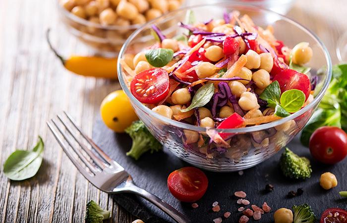 Vegan L-Carnitine Rich Diet Plan For Weight Loss