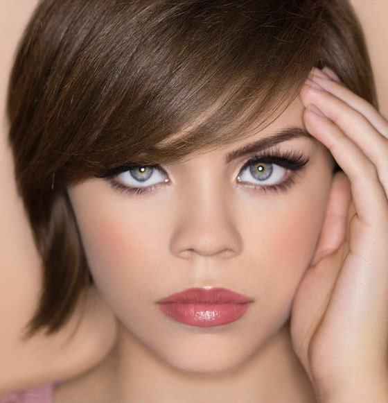Hair Colors For Blue Eyes And Warm Toned Skin 1 Browns