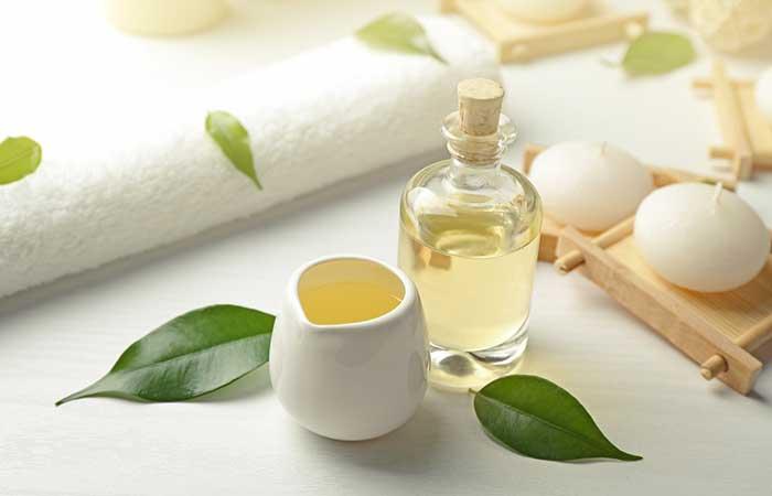 Chigger Bites - Tea Tree Oil