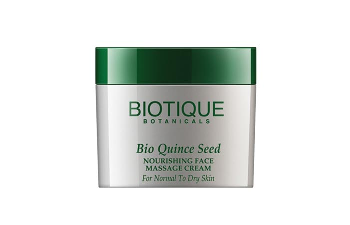 Biotique — Bio Quince Seed Face Cream