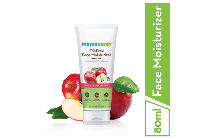 mamaearth Oil-Free Face Moisturizer