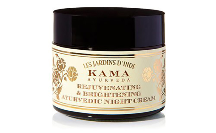 Creams For Dark Spots - Kama Ayurveda Rejuvenating & Brightening Ayurvedic Night Cream