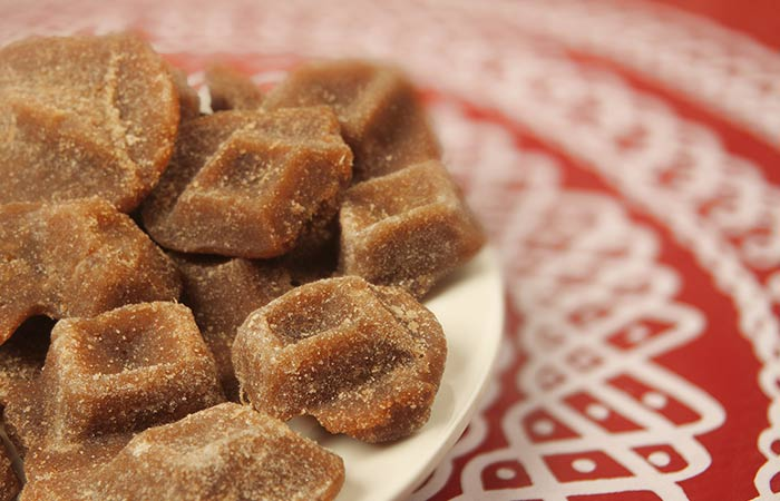 Palm Jaggery - Home Remedies For PCOS