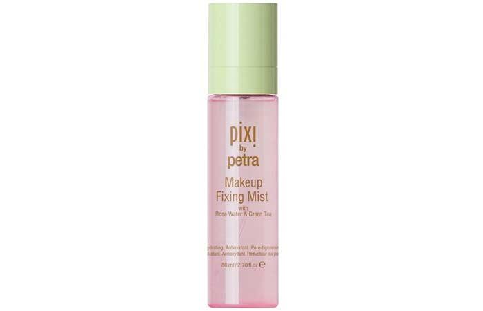 Amazing Makeup Setting Sprays - 15. Pixi By Petra Makeup Fixing Mist