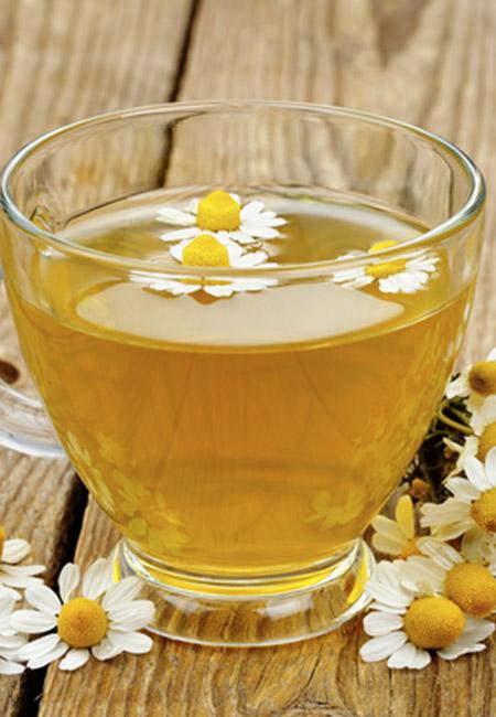 2. Chamomile Tea