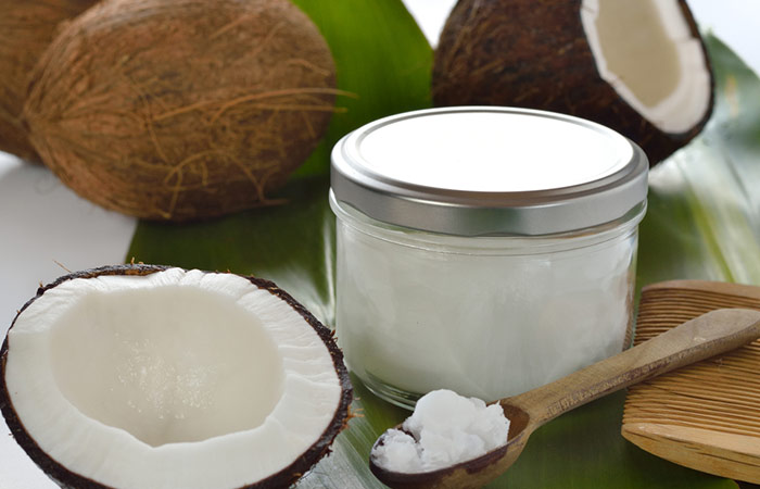 3. Coconut Oil For Polycystic Ovaries