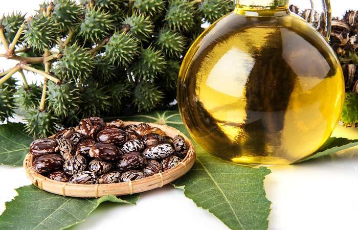 4. Castor Oil For Polycystic Ovaries