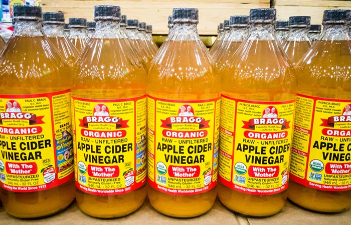 5. Bragg Apple Cider Vinegar