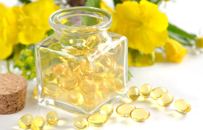 5. Evening Primrose Oil For Polycystic Ovaries