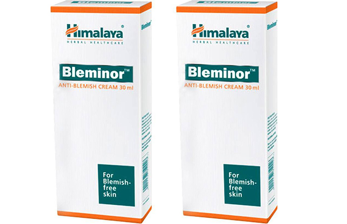5. Himalaya Bleminor Cream