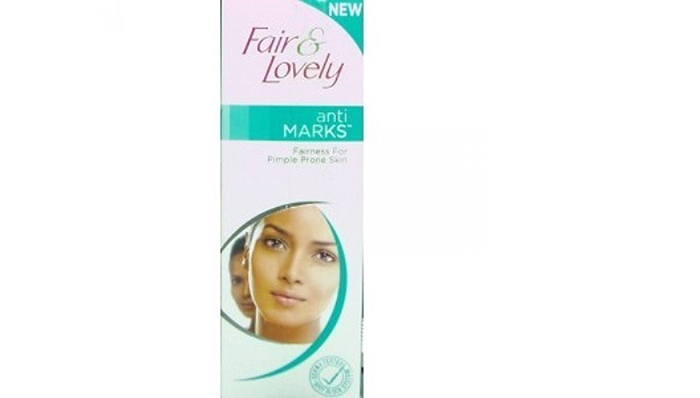 6. Fair & Lovely Anti-Marks Fairness Cream