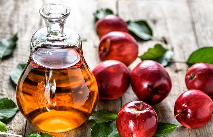 Home Remedies For Wisdom Tooth Pain - Apple Cider Vinegar