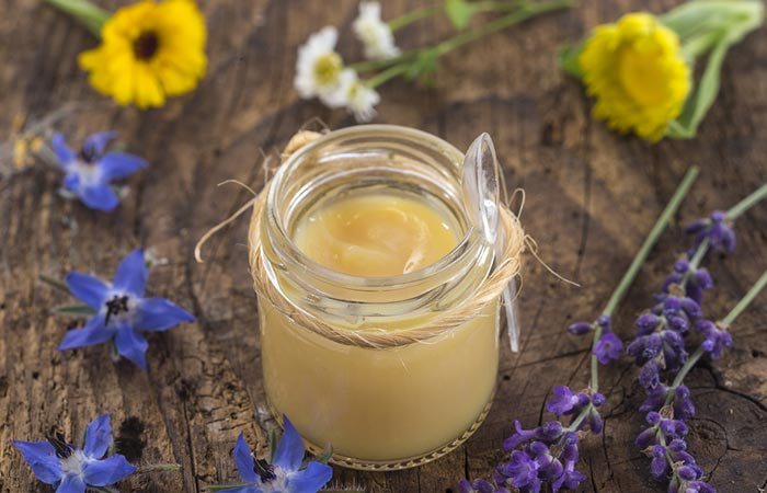 7. Royal Jelly For Polycystic Ovaries