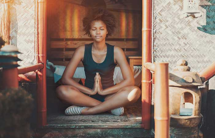 Best Ways For Teenage Girls To Lose Weight - Try Your Hand At Yoga