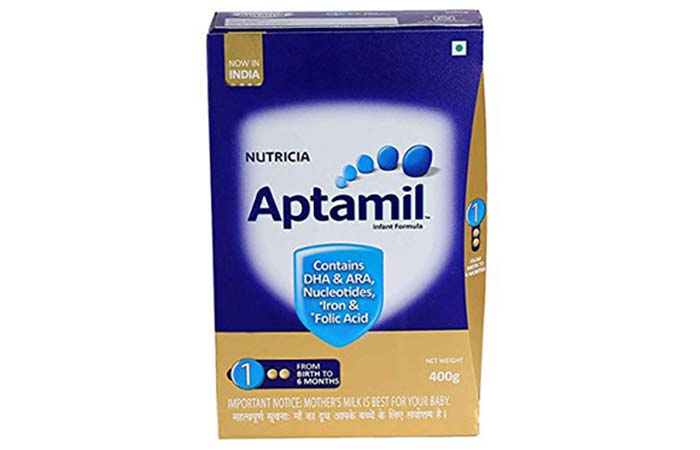 Aptamil Stage 1 Infant Formula