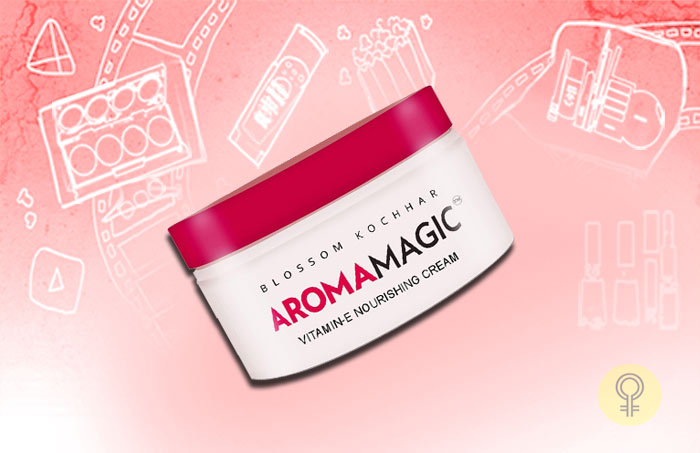 Aroma Magic Vitamin E Nourishing Cream