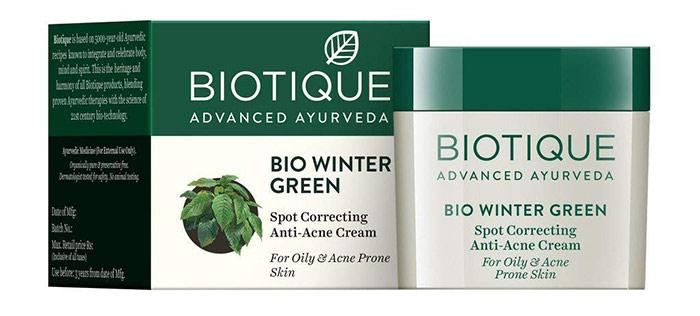 Bio Winter Green Spot Correcting Anti-Acne Cream