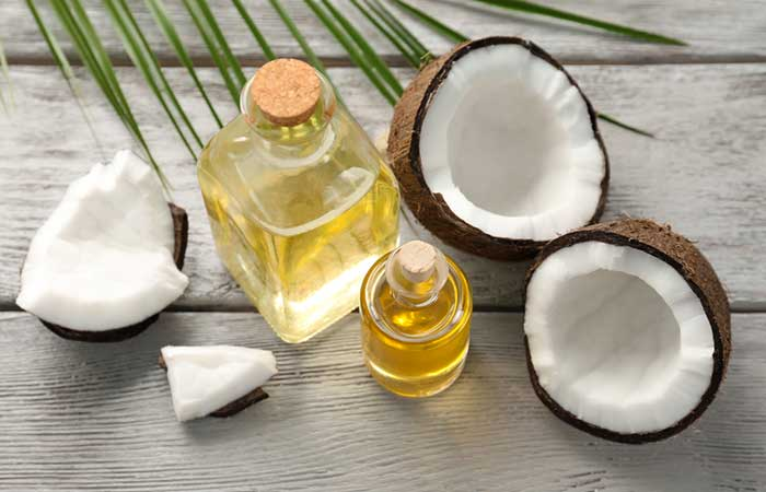 Treat Skin Cancer - Coconut Oil