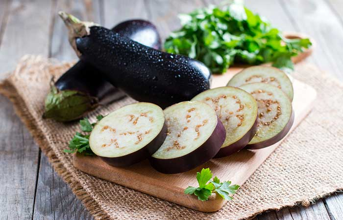 Treat Skin Cancer - Eggplant Extract