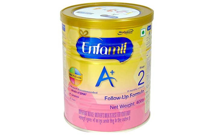 Enfamil A Stage 2 Follow Up Formula