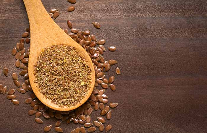 Treat Skin Cancer - Flaxseeds