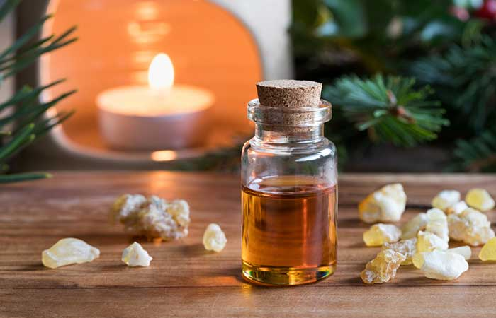 Treat Skin Cancer - Frankincense Oil