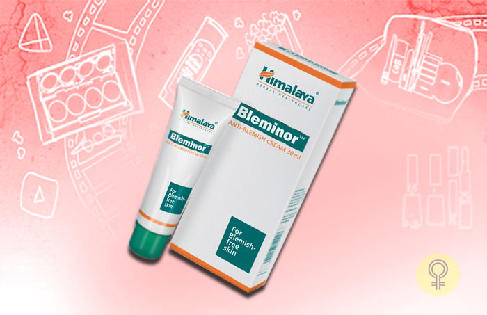 Himalaya Bleminor Cream