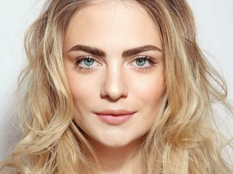 How To Lighten Your Eyebrows With Bleach
