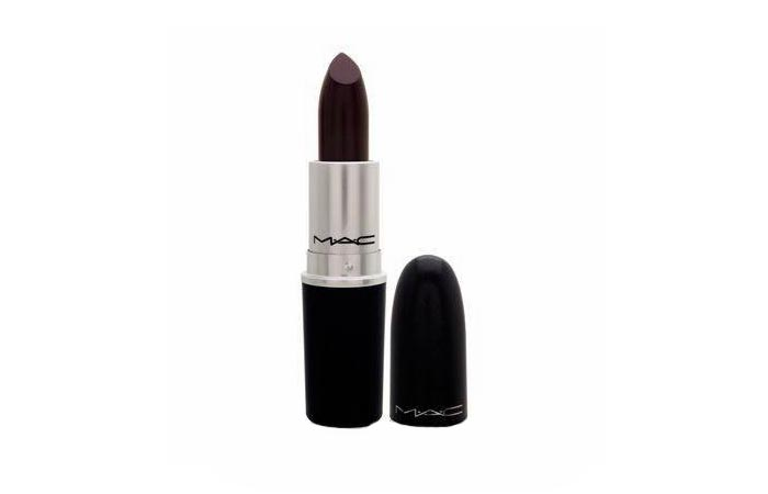 Best Wine Colored Lipsticks in India: 1. Mac Hang Up Lipstick