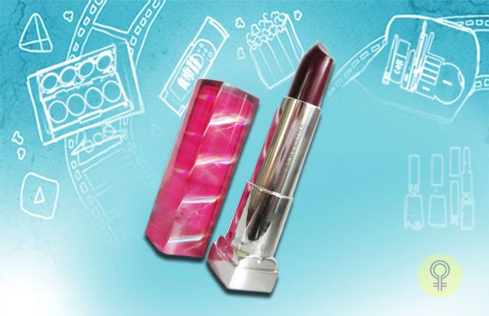Maybelline ColorSensational Jewels Refined Wine Lipstick
