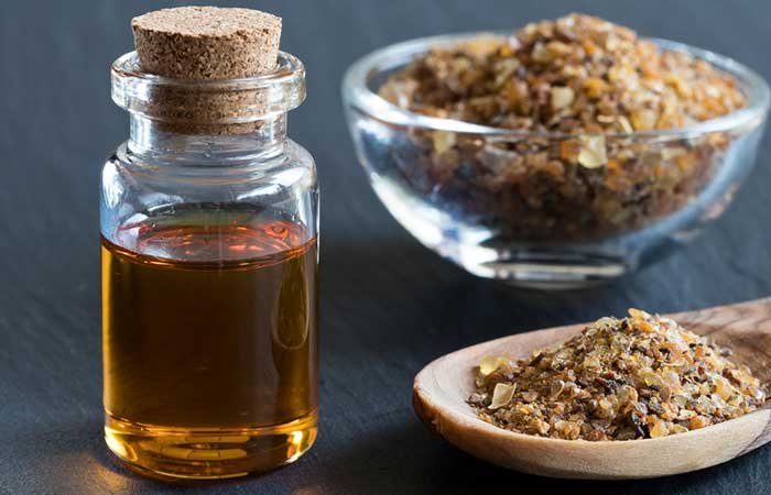 Treat Skin Cancer - Myrrh Oil