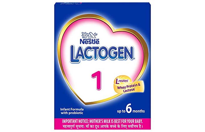 Nestle Lactogen 1 Infant Formula Powder