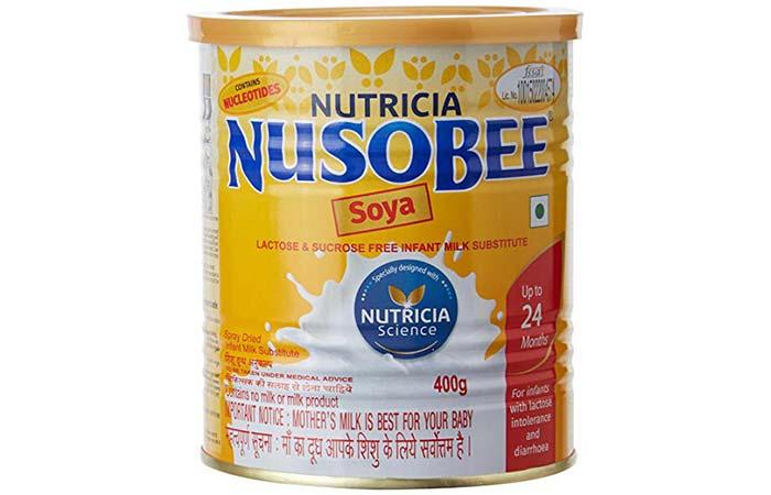 Nusobee Soya Infant Formula