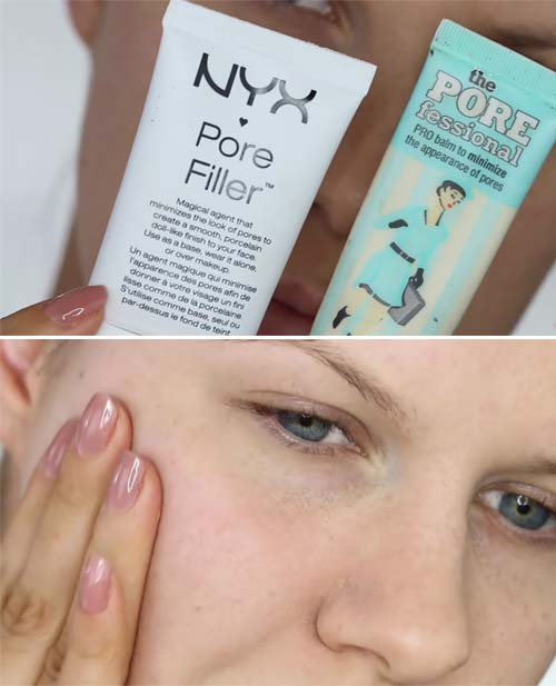 How To Make Pores Smaller With Makeup - Priming Is Key
