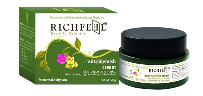 Richfeel Anti-Blemish Cream