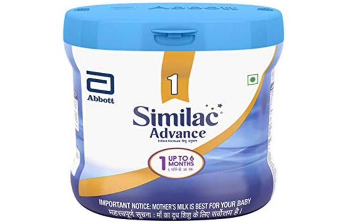 Similac Advance Infant Formula Stage
