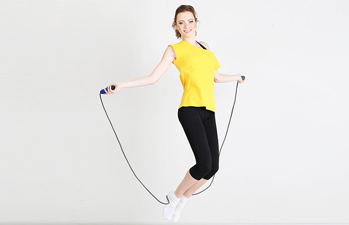Exercises For Weight Loss - Skipping