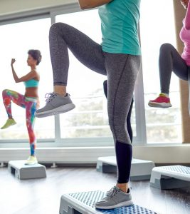 Step Aerobics Exercises And Benefits