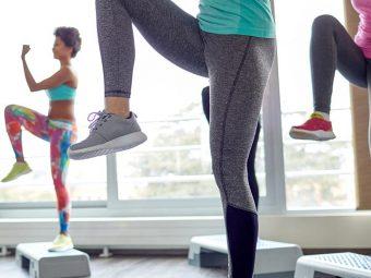 Step Aerobics Exercises And Benefits