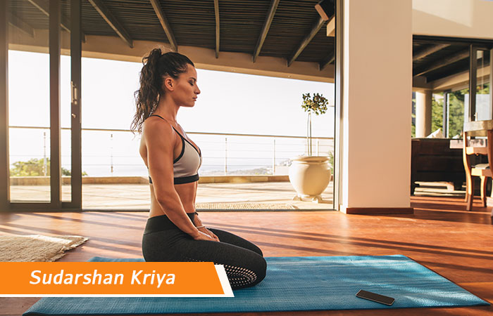 Sudarshan-Kriya - Breathing exercises to treat Headache