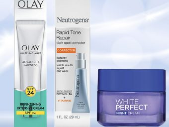 Top 11 Creams For Dark Spots Available In India