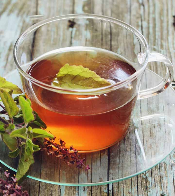 Tulsi Tea The Tea With A Sea Of Benefits