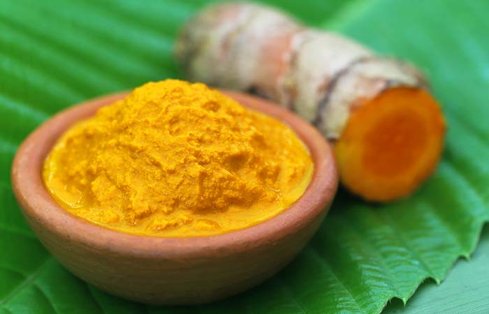 Treat Skin Cancer - Turmeric