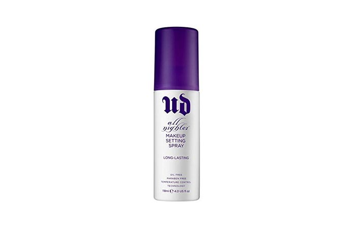 10 Best Makeup Setting Sprays You Can Try
