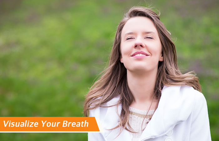 Visualize Your Breath - Breathing exercises to treat Headache