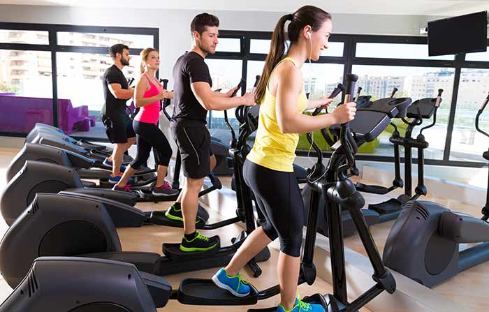 Exercises For Weight Loss - Cross -Trainer