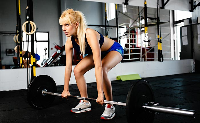 Exercises For Weight Loss - Deadlifts